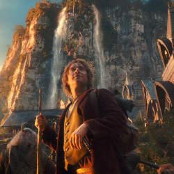 Bilbon à Fondcombe
