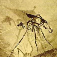 Wa oF the worlds Martian tripod