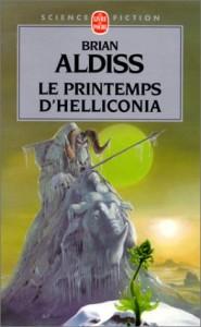 couverture du Printemps d'Helliconia