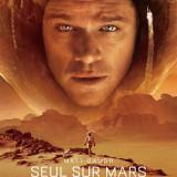 Affiche de Seul sur Mars de Ridley Scott