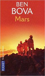couverture de Mars de Ben Bova