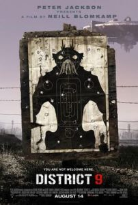 Poster de District 9