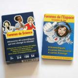 Le jeu étendu Femmes de Science