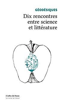 """Couverture du livre """"DIx rencontre entre science et littérature"""""""